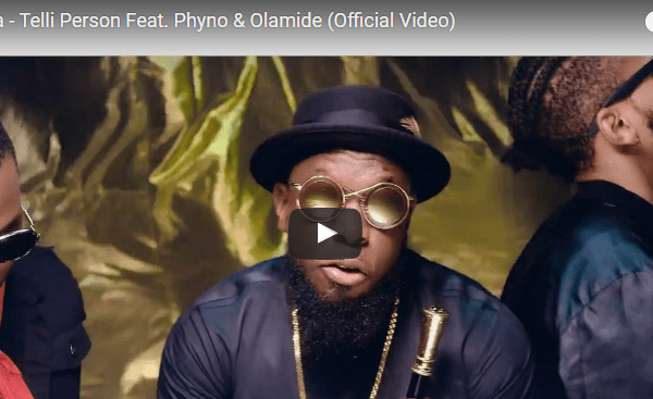 Video: TIMAYA – TELLI PERSON FT PHYNO & OLAMIDE
