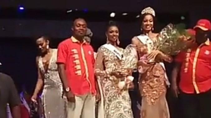 Miss Kebbi, Ugochi Ihezue wins Most Beautiful Girl In Nigeria 2017!