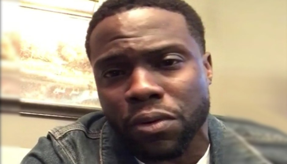 Watch Alleged Kevin Hart Sextape VIDEO