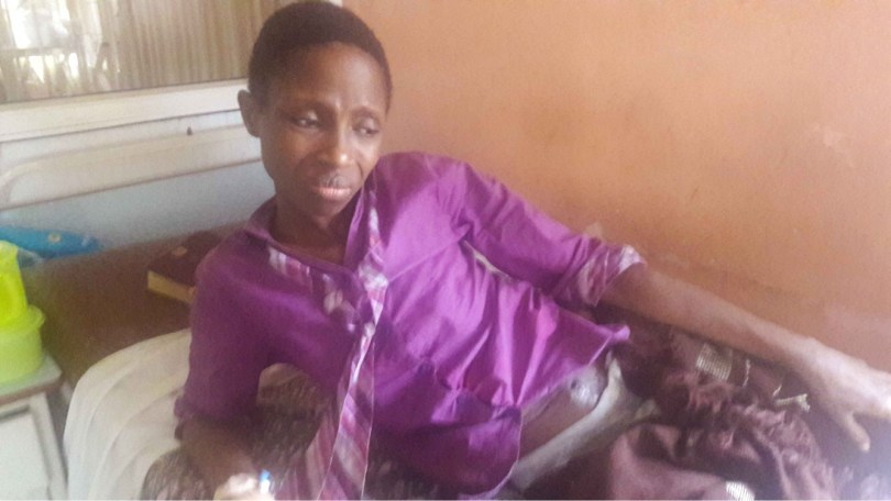 (Mrs. Folake Ayodele) A Woman Diagnosed with cervical cancer urgently needs help!!