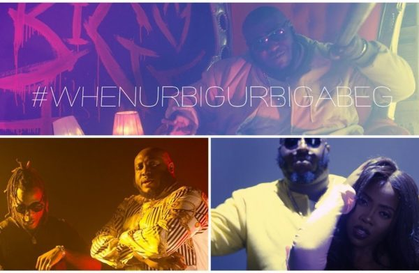 DJ Big N – Anything Ft. Tiwa Savage & Burna Boy (official Video)