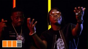Stonebwoy – Falling Again ft. Kojo Funds (Official Video)
