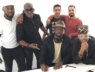 Peter Okoye aka Mr P Partners With American Distribution Company & Record Label, Empire