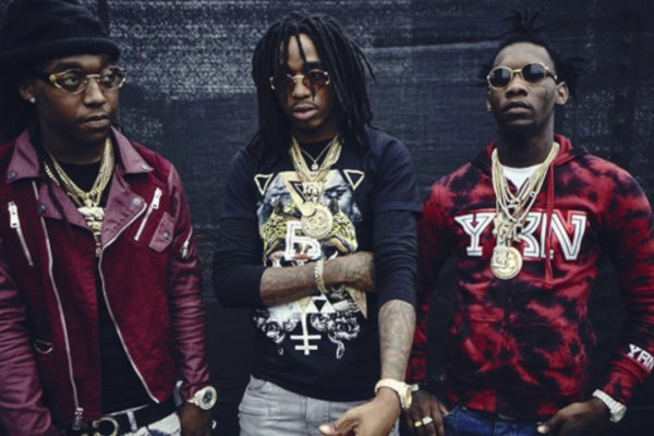 Rappers Quavo & Offset Fight A Guy their Power 105.1 Powerhouse show
