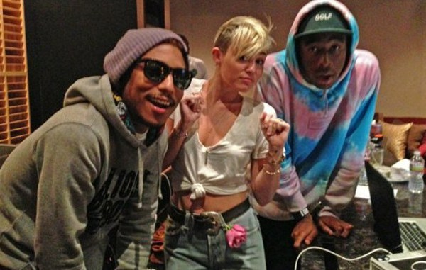 Miley Cyrus ft. Tyler the Creator & Pharrell – The Way I Feel mp3 song