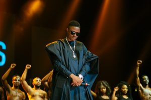 Watch Vector's Performance At Afrima 2017