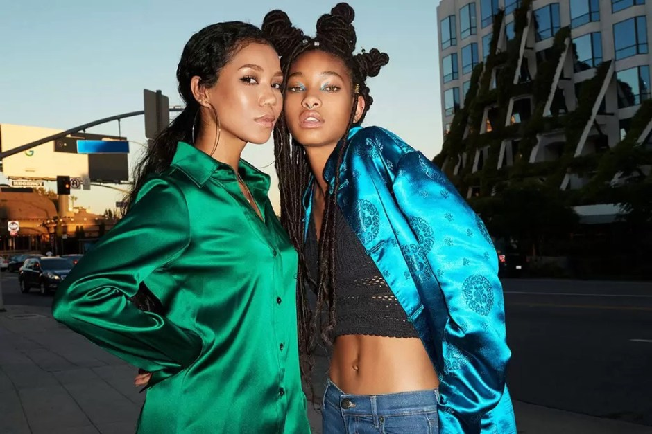 Jhené Aiko & Willow Smith Share Career Stories, Talk 'Trip Tour,' & Plan Jazz Album