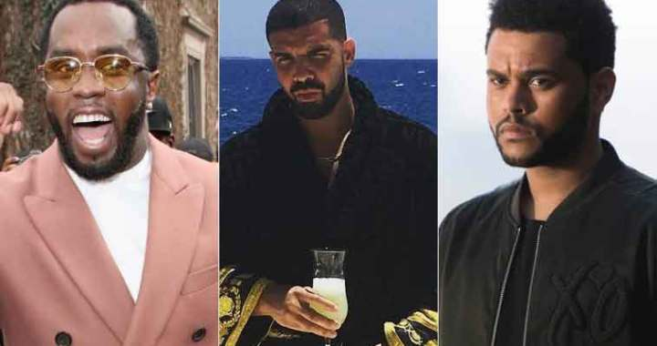 Forbes releases list of top billing artists in 2017