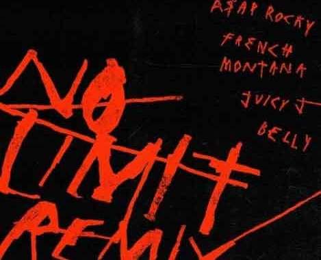 G-Eazy – No Limit (Remix) ft. ASAP Rocky, French Montana, Juicy J & Belly