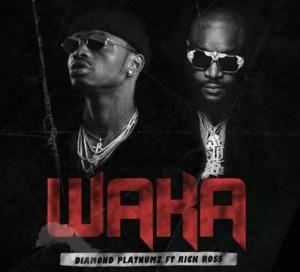 Download Diamond Platnumz Ft. Rick Ross – Waka