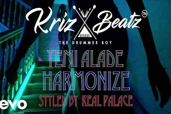 Krizbeatz Ft. Yemi Alade & Harmonize – 911 (Official Video)