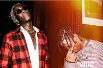 "Download Young Thug ft. Travi$ Scott - ""Me Or Us"" (Remix)"