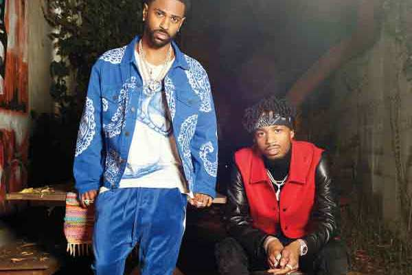 Download Big Sean & Metro Boomin - Double or Nothing album