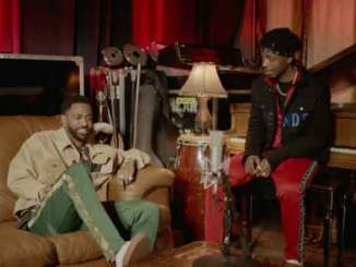 Watch Big Sean & Metro Boomin Interview Each Other About Their New Album 'Double or Nothing' video