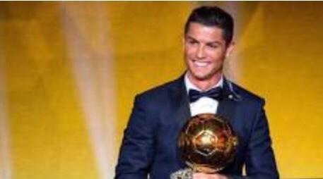Ronaldo Beat Messi, Neymar To Win The 2017 Ballon D'Or