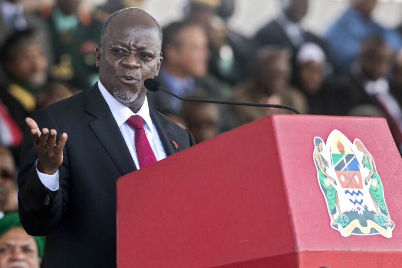 President Of Tanzania Pardons Father And Son Convicted Of Raping Nearly A Dozen Young Girls