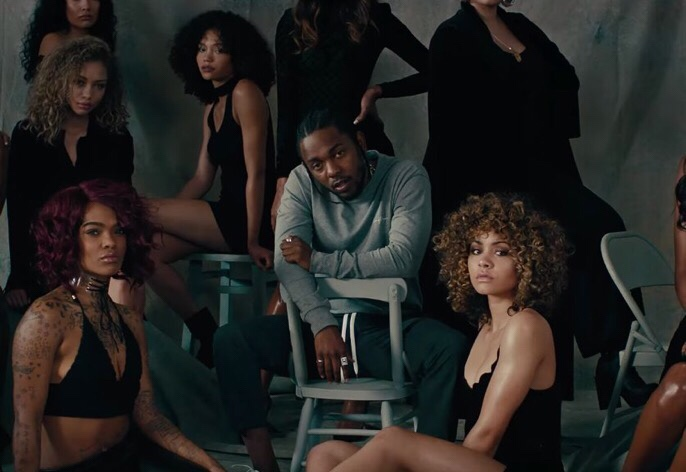 Kendrick Lamar ft Zacari - Love (Video)