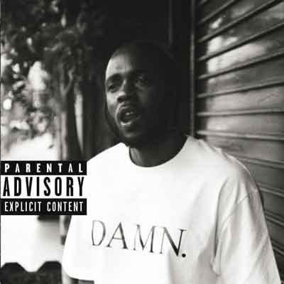 Download Kendrick Lamar 'DAMN.' (Collectors Edition)