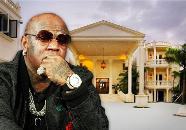BIRDMAN TO SURRENDER KEYS TO HIS $12 MILLION MIAMI MANSION OVER LOAN