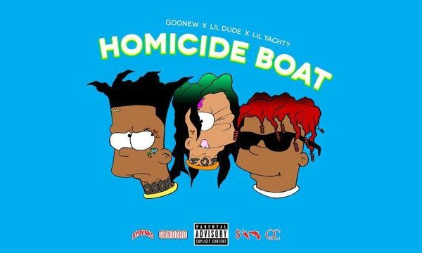 Download Lil Dude & Goonew ft. Lil Yachty – Homicide Boat