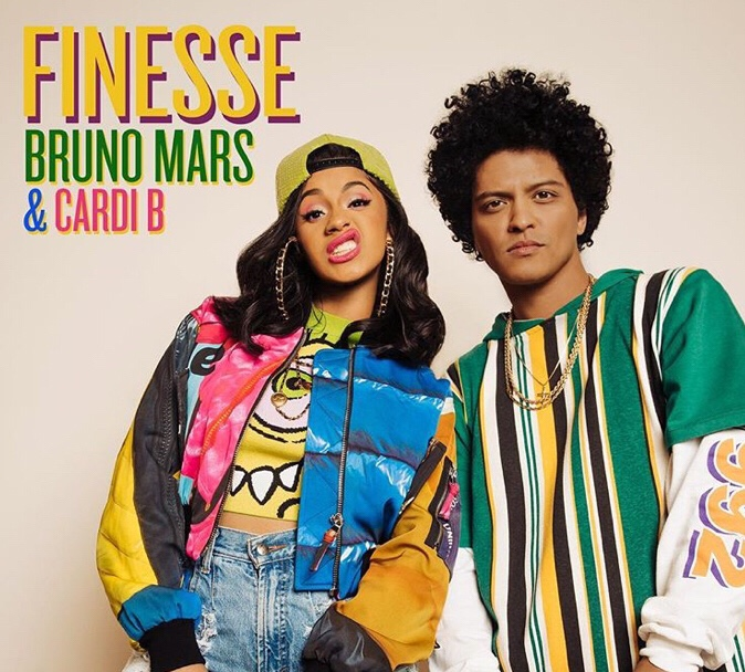 Download MP3: Bruno Mars ft Cardi B - Finesse