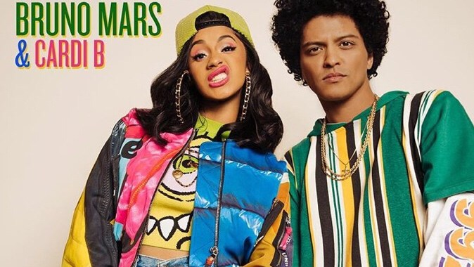 Download MP3: Bruno Mars ft Cardi B – Finesse