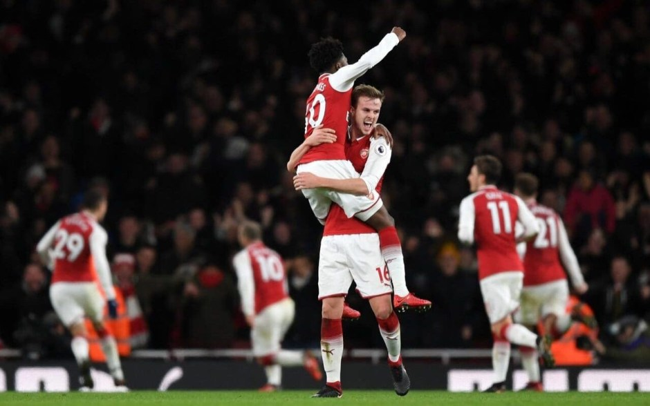 Arsenal Vs Chelsea 2-2 (Goals and Highlights) [03/01/2018]