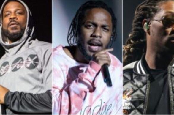 Jay Rock ft. Kendrick Lamar & Future - King's Dead mp3 download