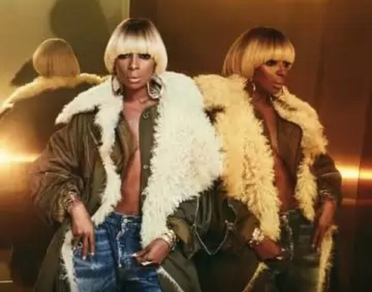 Mary J. Blige - Bounce Back 2.0 Mp3 download