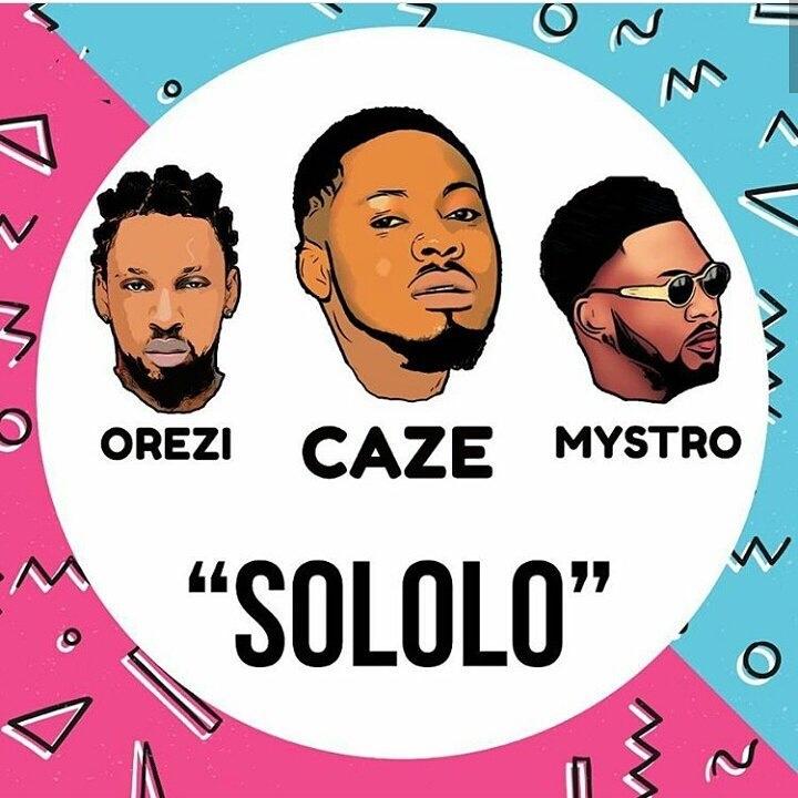 Caze ft Orezi - Sololo mp3 download