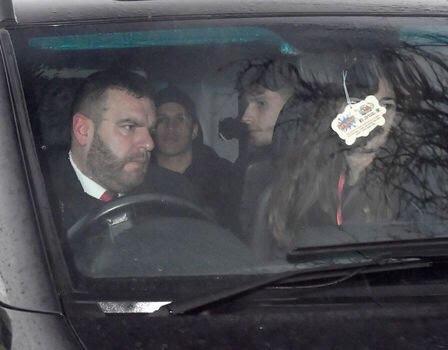 Sanchez Arrives Manchester United: Set For Medicals