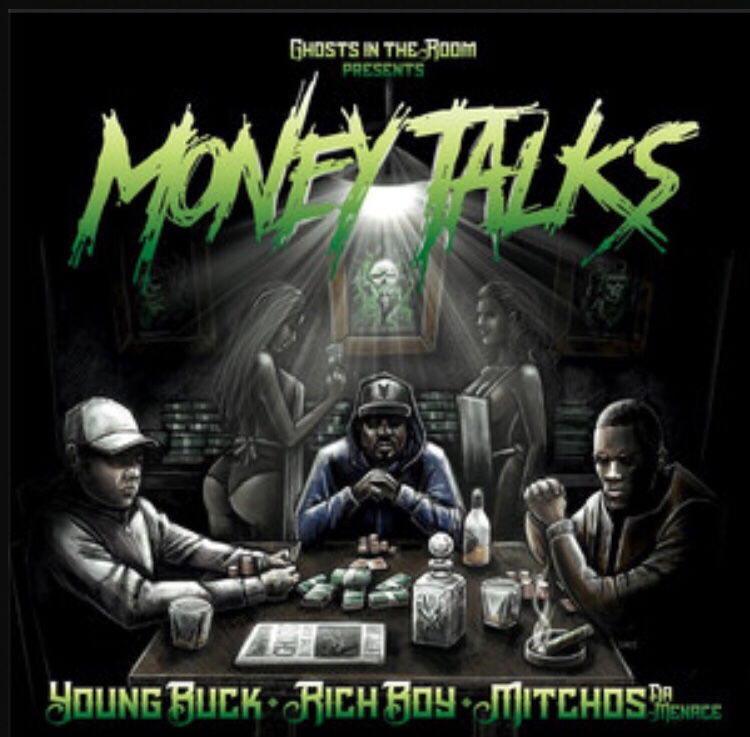 Ghosts In The Room ft Young Buck, Rich Boy & Mitchos - Money Talks mp3 download