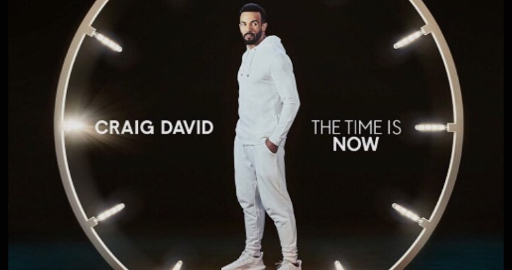 Download Album: Craig David – The Time Is Now