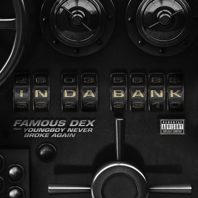Famous Dex ft. YoungBoy Never Broke Again - In Da Bank mp3 download