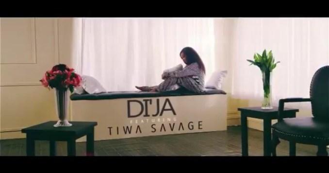 Di'Ja ft. Tiwa Savage - The Way You Are (Video)