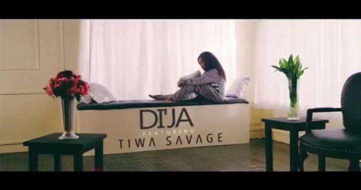 Di'Ja ft. Tiwa Savage – The Way You Are (Video)