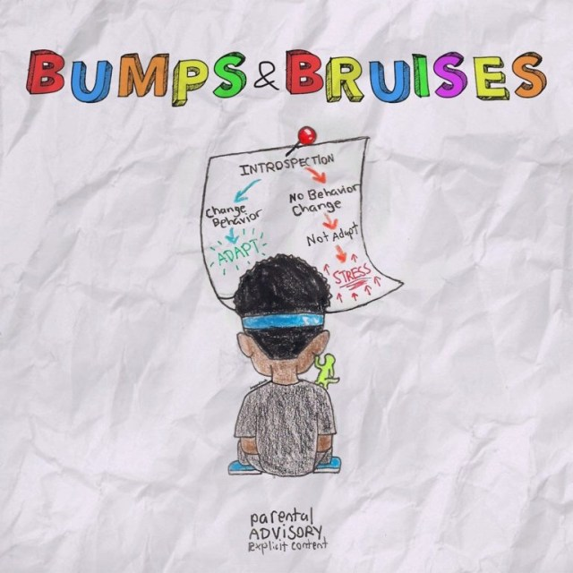 """UGLY GOD - """"BUMPS & BRUISES"""" Album download"""