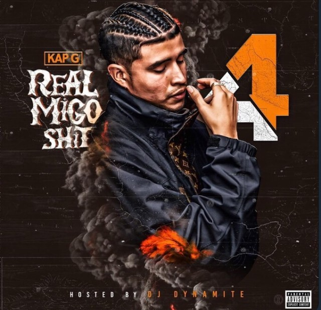 Real Kap G - Real Migo Shit 4 Mixtape download