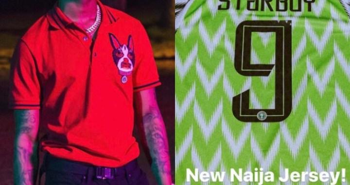 Wizkid Bags Big Money Deal With Nike