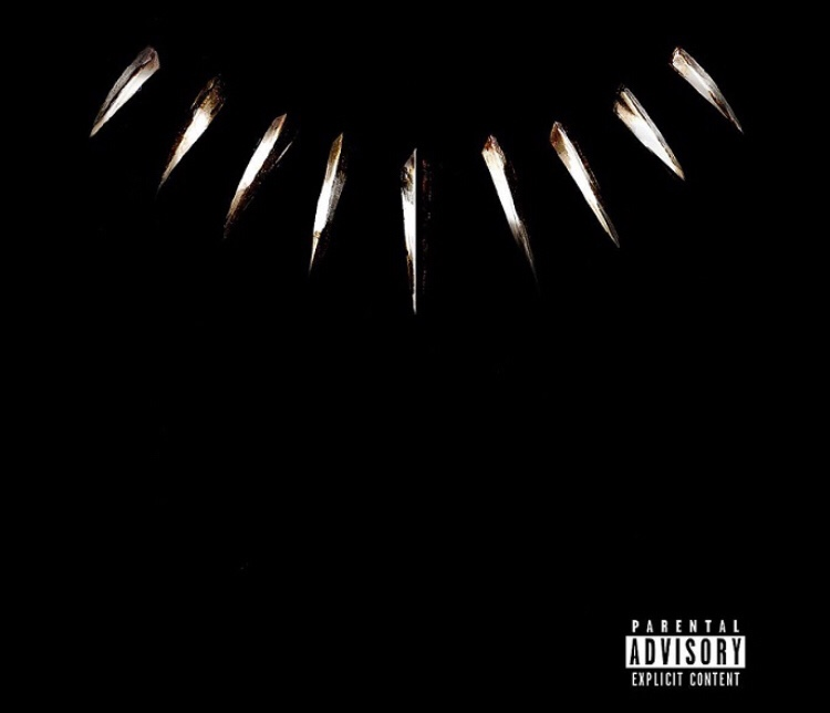 VARIOUS ARTISTS - 'BLACK PANTHER' Album download