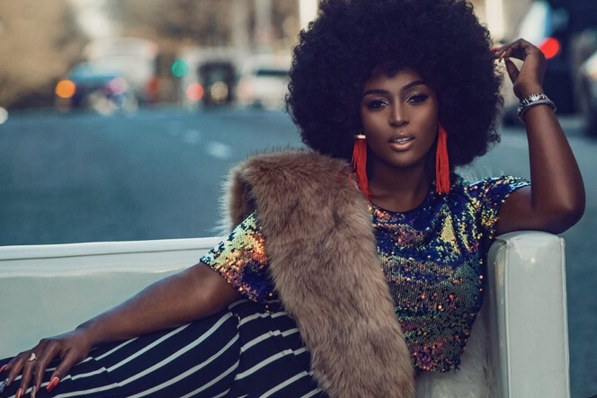 Amara La Negra - What A Bam Bam (Video)