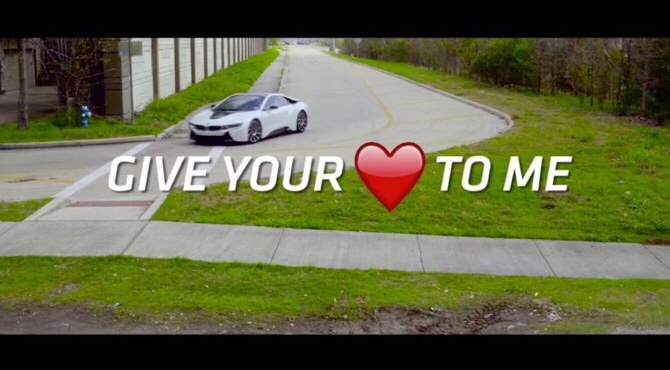 Posly TD – Give Your Love To Me music video