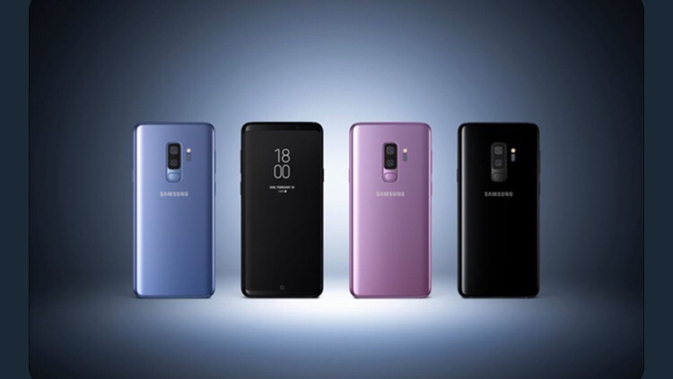 Samsung have released their new flagship phones S9 and S9+