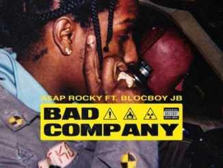 A$AP Rocky ft. BlocBoy JB – Bad Company mp3 download