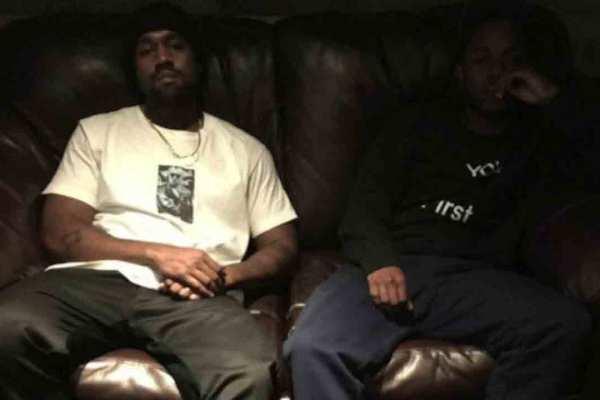 Kanye West & Kendrick Lamar – Don't Jump mp3 download