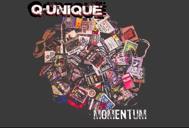 Q-Unique - Momentum album download