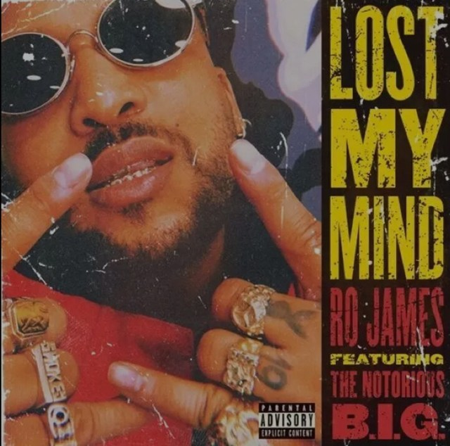 Ro James - Lost My Mind mp3 download