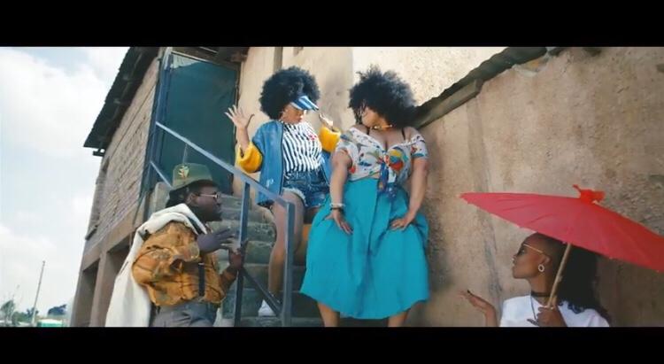 Yemi Alade - Bum Bum (Music Video)