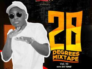 DJ Tims - 20 Degrees Mixtape (Vol. 10)