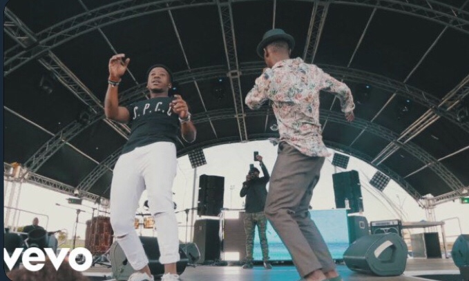 Black Motion ft. Toshi - The Journey (Video)